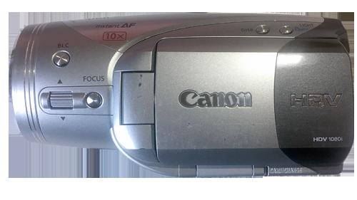 Camescope vidéo MiniDv HDV
