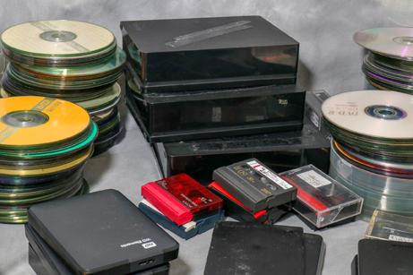 Différents format de cassette