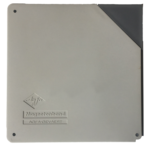 boite bande magnetique audio