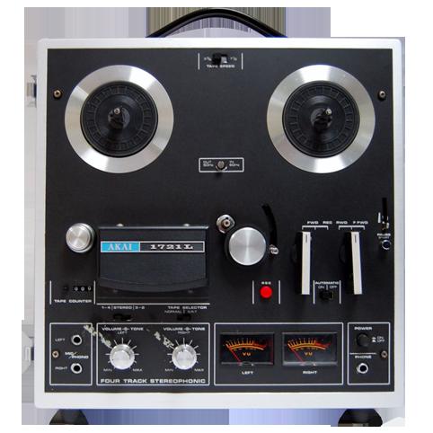 magnetophone audio pour transfert de bande magnetique audio