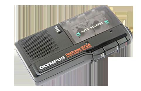 magnétophone micro cassette pour transfert