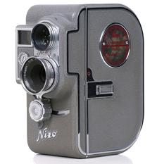 Caméra super 8mm