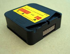 Bobine de film super 8mm vierge